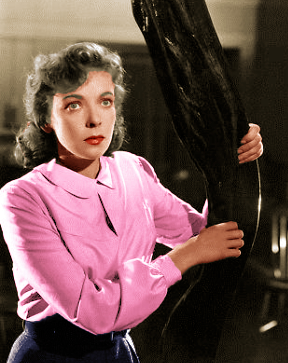 Ida Lupino Old Hollywood In Color
