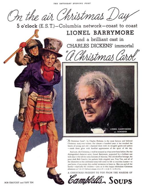 lionel barrymore actor