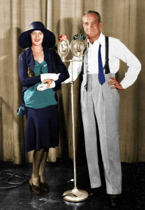 Jolson and Ruby