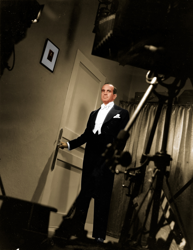 On the Set with Al Jolson (3/6)