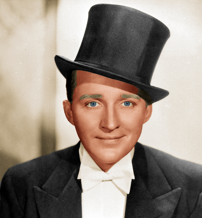 Bing Crosby Would You - Robins And Roses