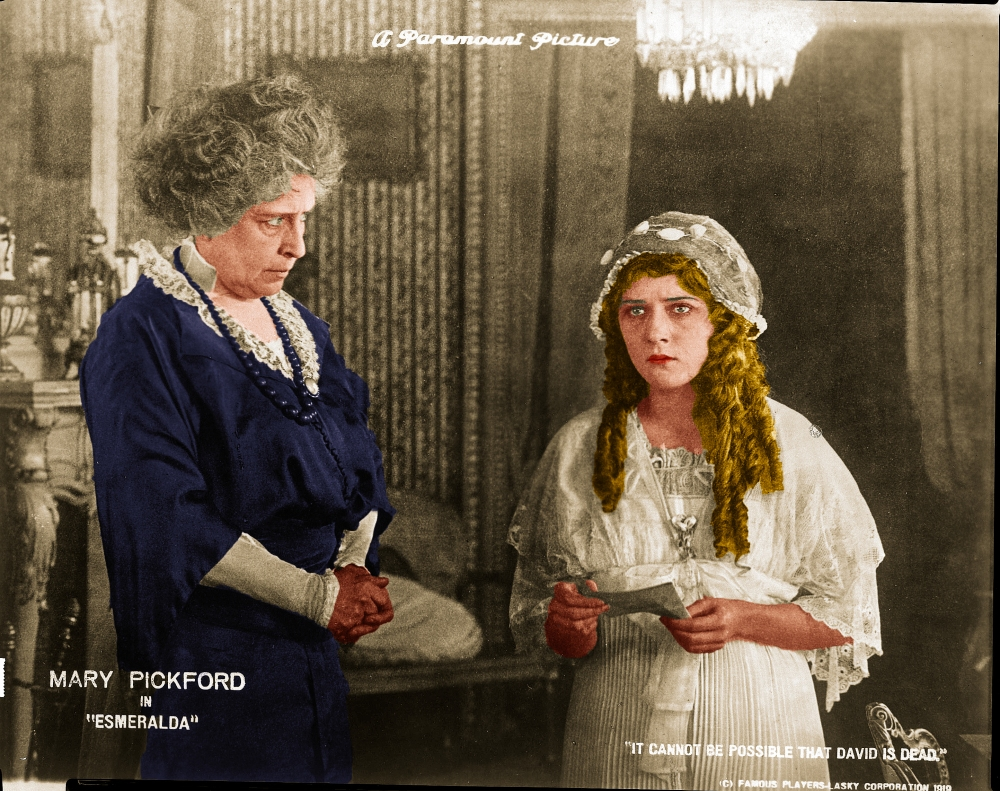 An Interview with Mary Pickford at Pickfair (2/6)