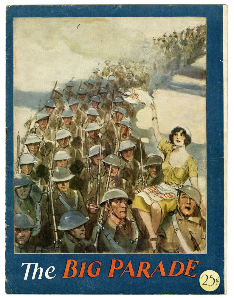 THE BIG PARADE (1925)  - New on Blu-ray (2/6)