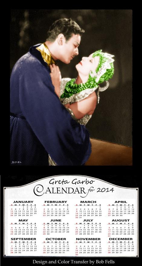 Garbo Calendar