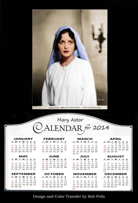 Mary Astor Calendar 2014_Final