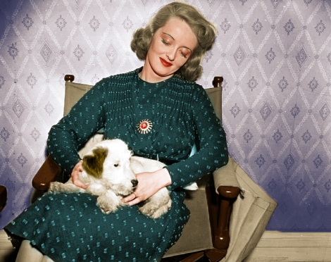 Bette Davis and Dog_Final