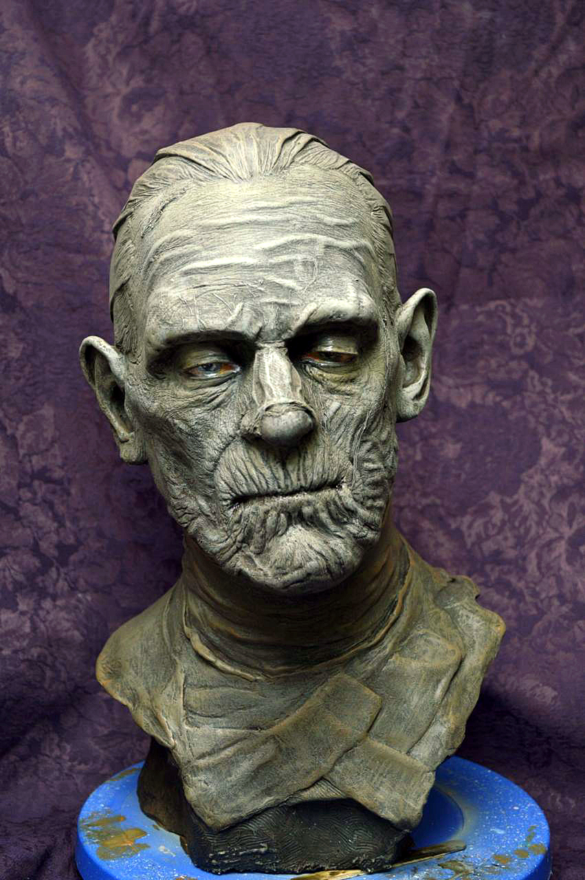 The Mummy by Daniel Horne