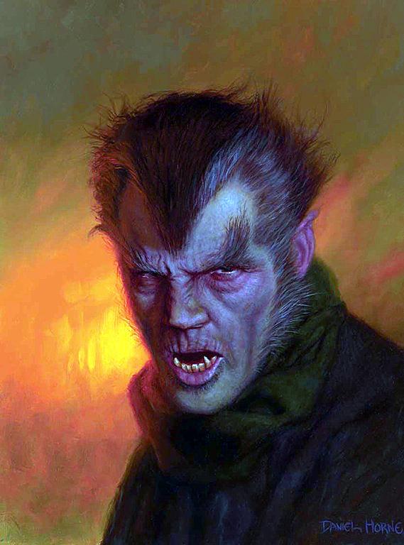 Werewolf of London by Daniel Horne