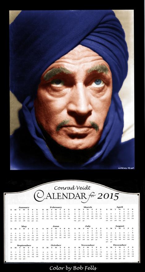 Conrad Veidt 2015