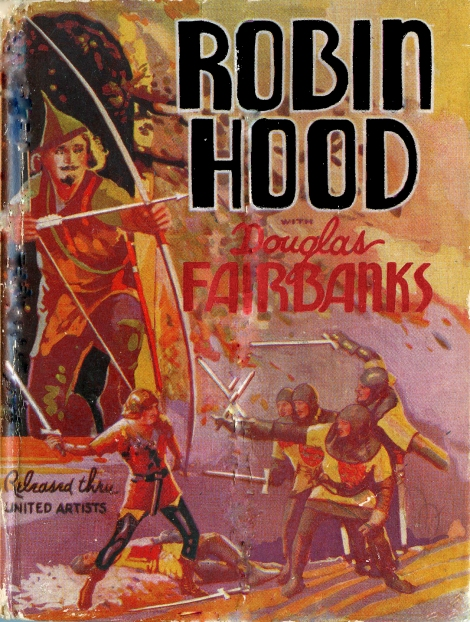 Robin Hood Cover 1 copy