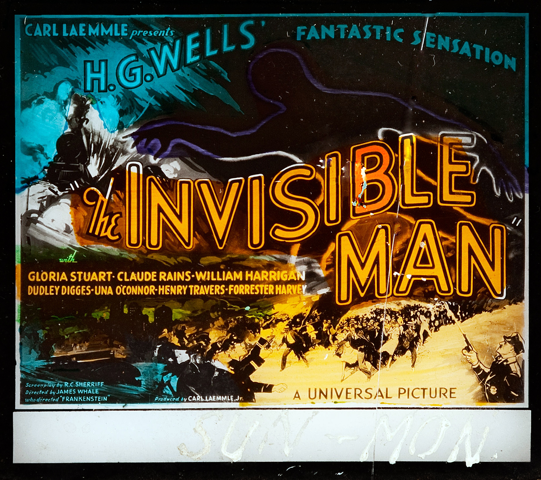 Invisible Man Final