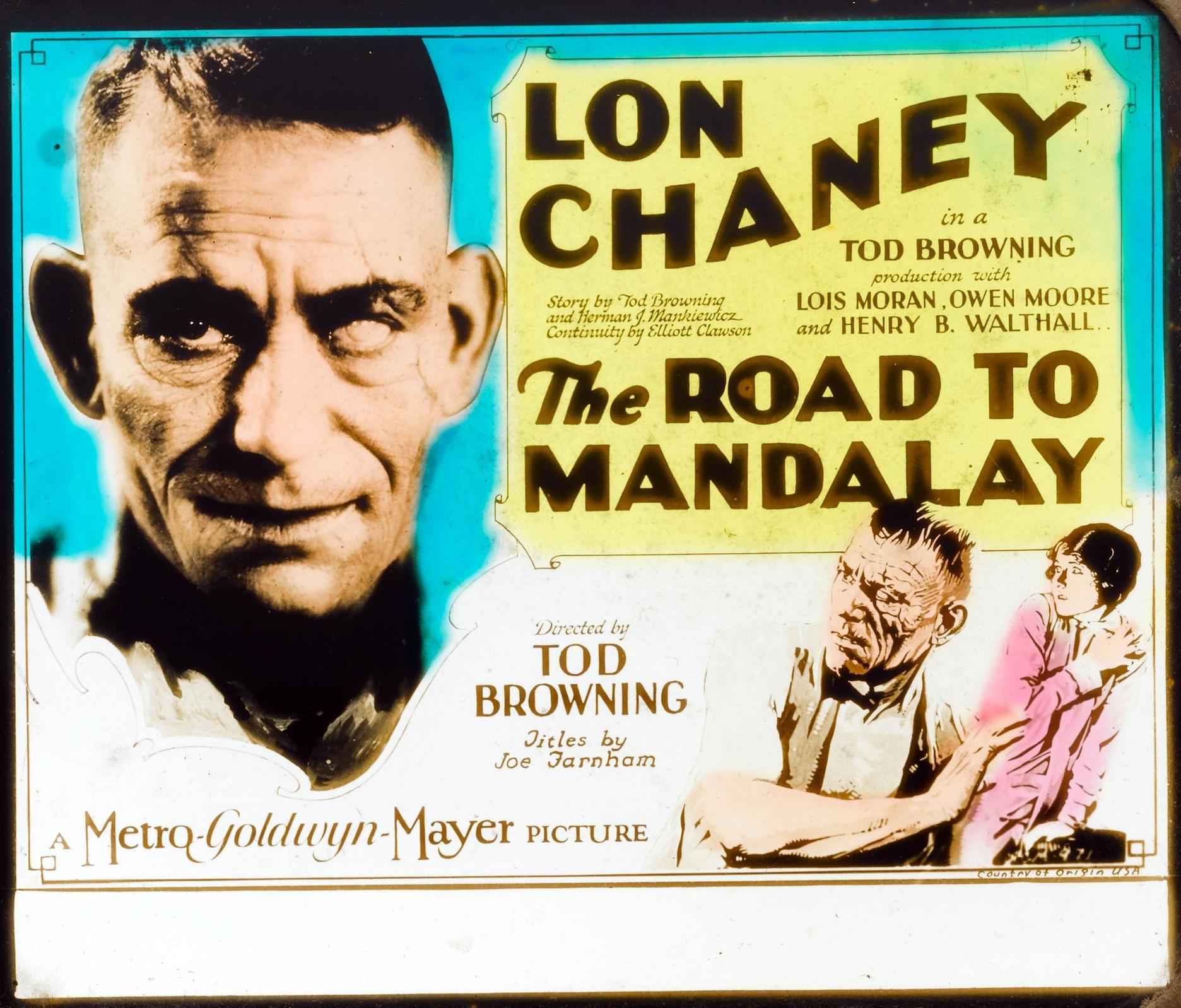Road to Mandalay 1
