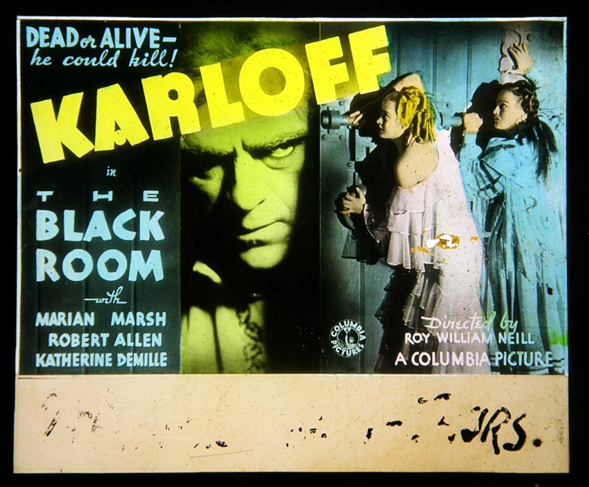 The Black Room 1935 copy