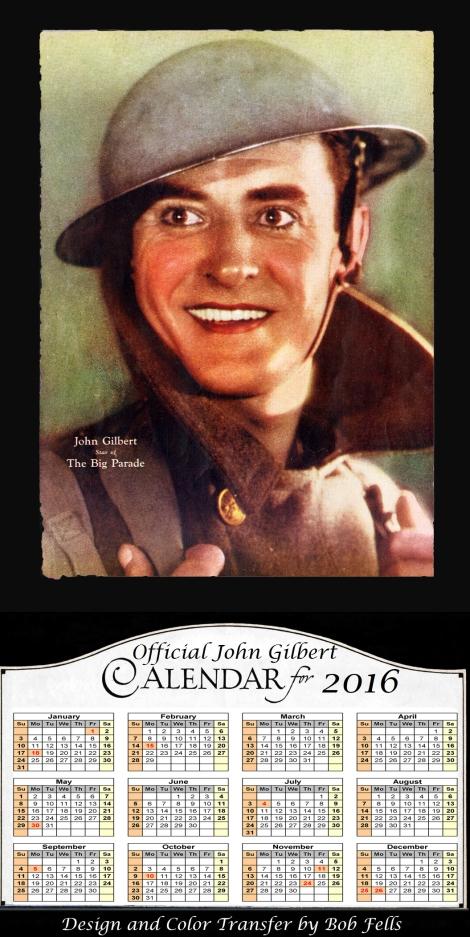 2016 John Gilbert Calendar Final