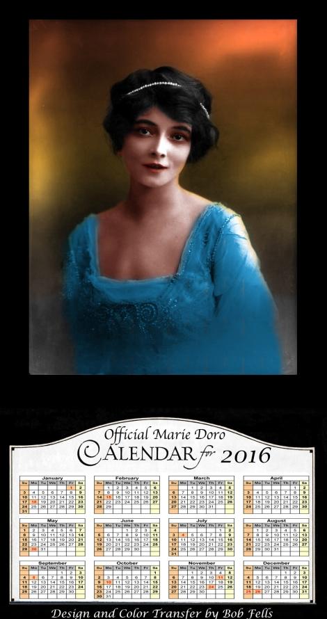 2016 Marie Doro calendar_Final