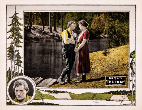 Chaney The Trap 1922