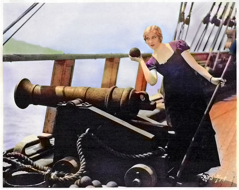 Esther Ralston 1926 OLD IRONSIDES Color FINAL