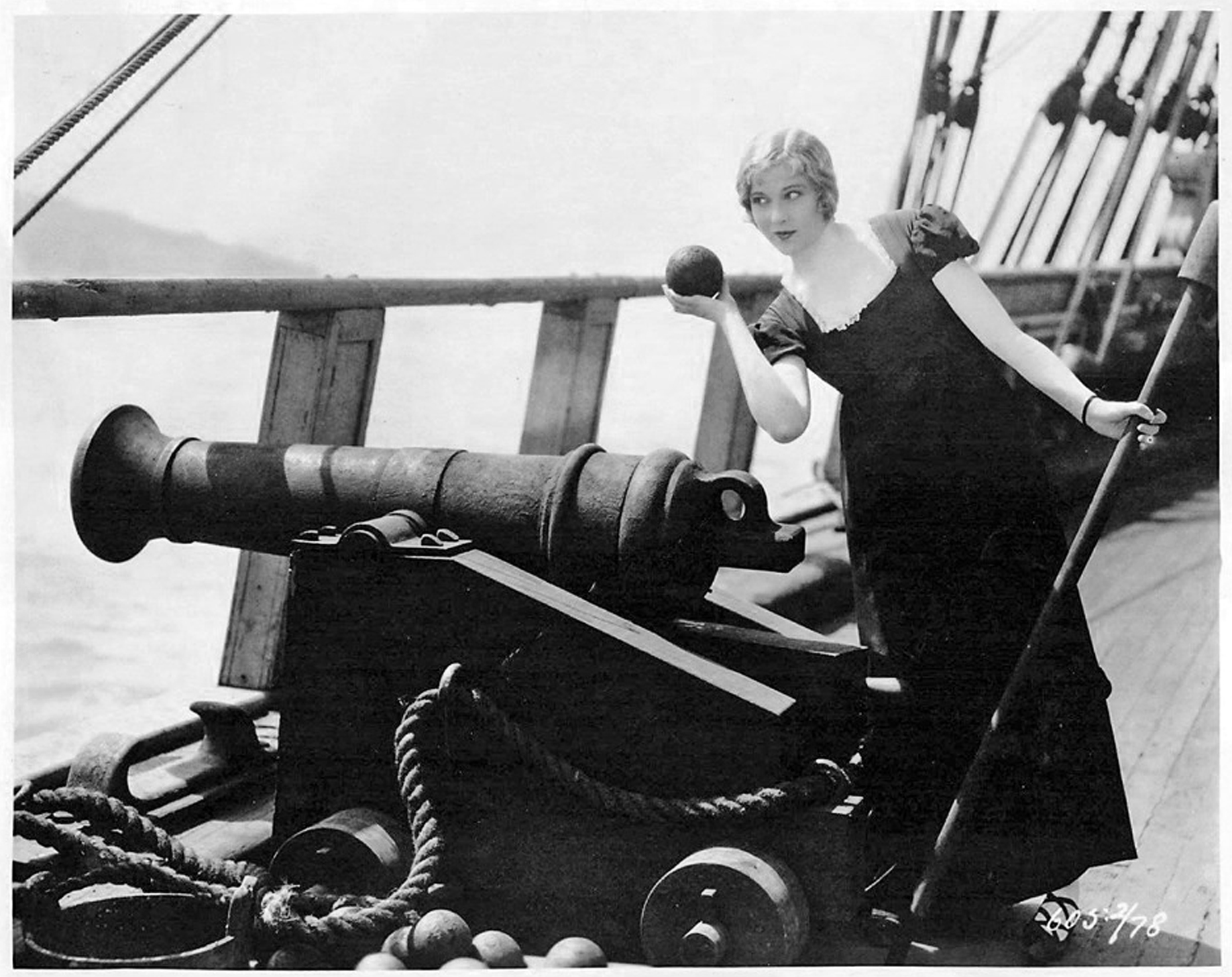 Esther Ralston 1926 OLD IRONSIDES