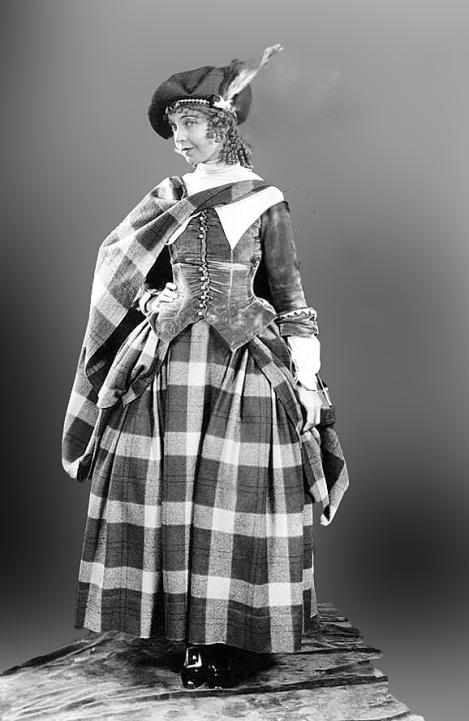Lillian Gish Annie Laurie 1927