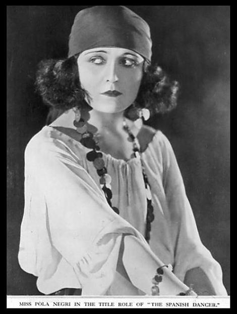 Pola Negri 1923